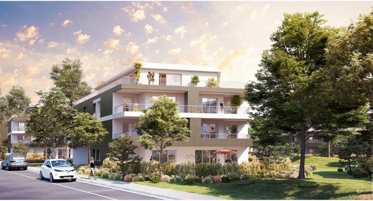 Cugnaux programme immobilier neuf « Mosaïc
