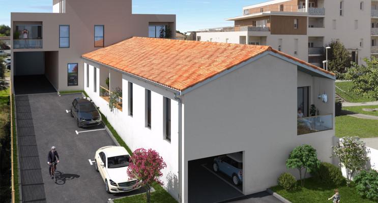Le Taillan-Médoc programme immobilier à rénover « Rue de la Maison des Jeunes » en Loi Pinel ancien
