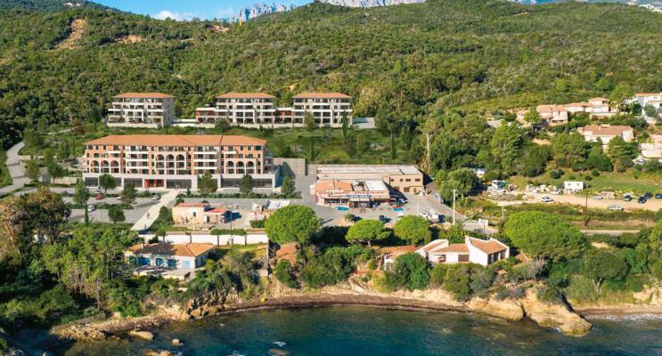 Sari-Solenzara programme immobilier neuf « A Funtana »