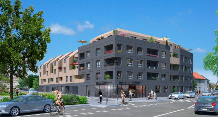Nantes programme immobilier neuf «  n°216860 » en Loi Pinel