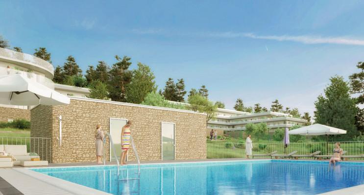 Marseille programme immobilier neuf «  n°216883 » en Loi Pinel