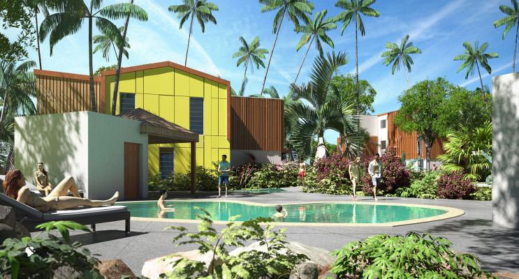 Sainte-Marie programme immobilier neuf « Constellation » en Loi Pinel