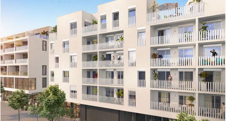 Brétigny-sur-Orge programme immobilier neuf « Les Terrasses d'Alba » en Loi Pinel