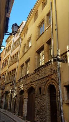 Lyon programme immobilier à rénover « 5 Rue Saint Georges » en Déficit Foncier