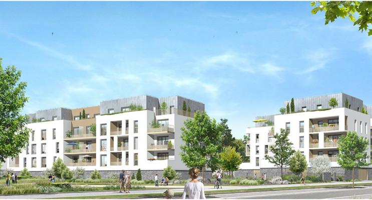 Moissy-Cramayel programme immobilier neuf « Belvy » en Loi Pinel