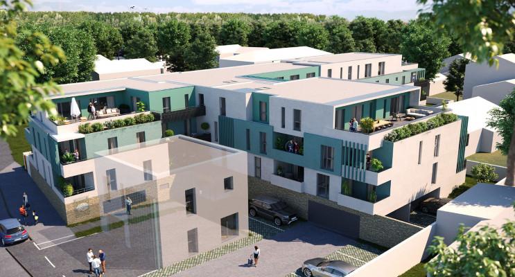Mauguio programme immobilier neuf « Le Clem » en Loi Pinel