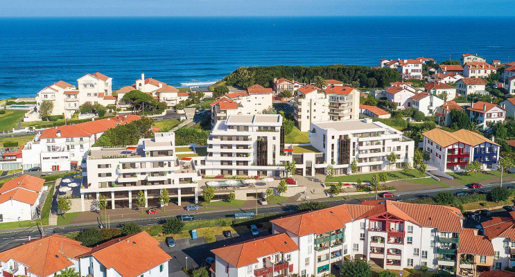 Biarritz programme immobilier neuf «  n°217099 »