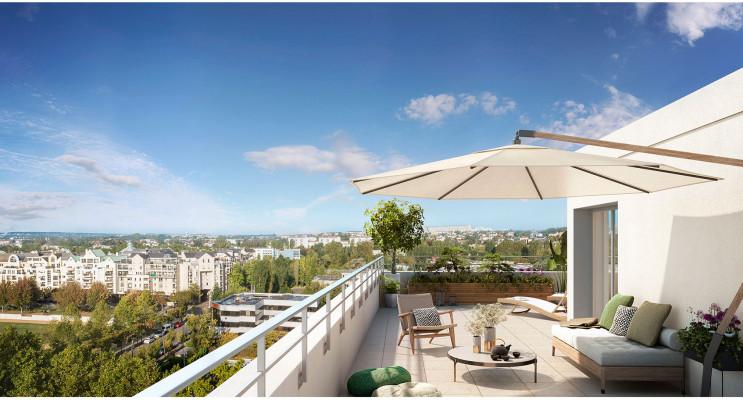 Rueil-Malmaison programme immobilier neuf « Sensations