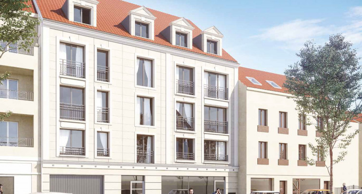 Brou-sur-Chantereine programme immobilier neuf « Les Portes de Chelles » en Loi Pinel