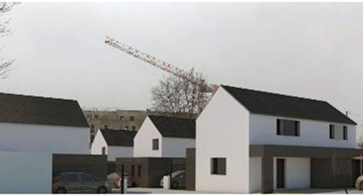 Vannes programme immobilier neuf « Le Clos de Metz »