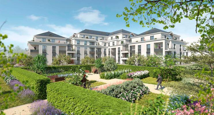 Saint-Cyr-sur-Loire programme immobilier neuf « Parc Royal » en Loi Pinel