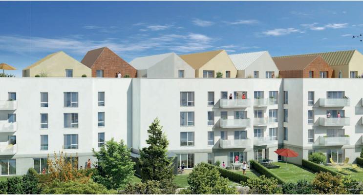Villepinte programme immobilier neuf « Villa Ballanger » en Loi Pinel