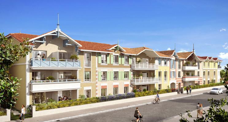 Arcachon programme immobilier neuf « La Belle Saison » en Loi Pinel