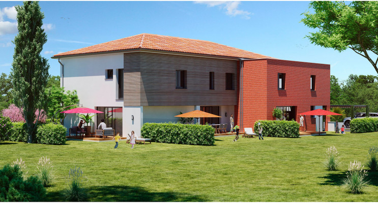 Toulouse programme immobilier neuf « Intime Toulouse »