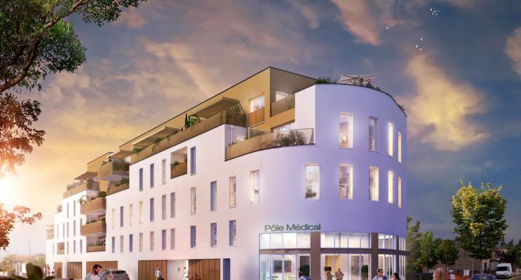 Villenave-d'Ornon programme immobilier neuf « Gavarnie » en Loi Pinel