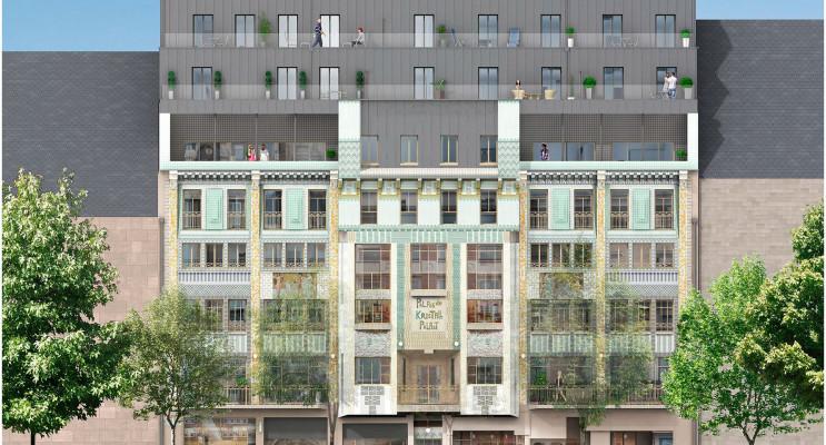 Metz programme immobilier neuf « Oh Activ - Metz »