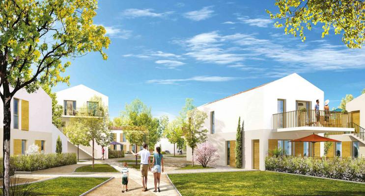 Châteauneuf-le-Rouge programme immobilier neuf « Massado » en Loi Pinel