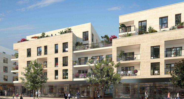 Saint-Maur-des-Fossés programme immobilier neuf « Amytis » en Loi Pinel