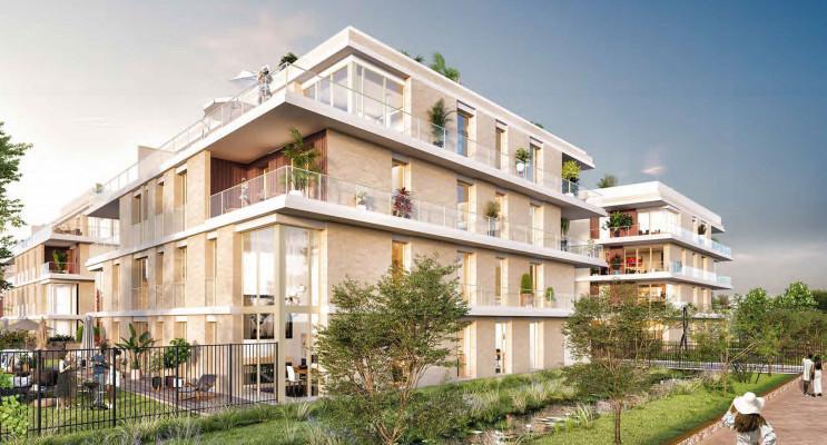 Saint-Germain-en-Laye programme immobilier neuf « 2 Prieuré » en Loi Pinel