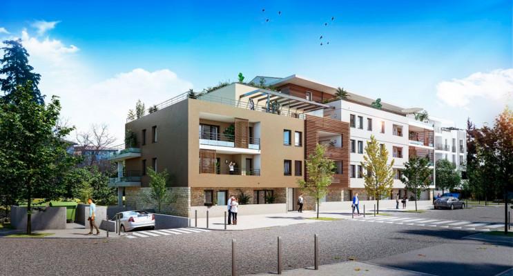 Aix-en-Provence programme immobilier neuf « Poésia » en Loi Pinel