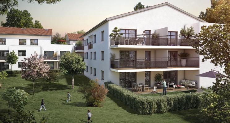 Castanet-Tolosan programme immobilier neuf « Patio Castanet