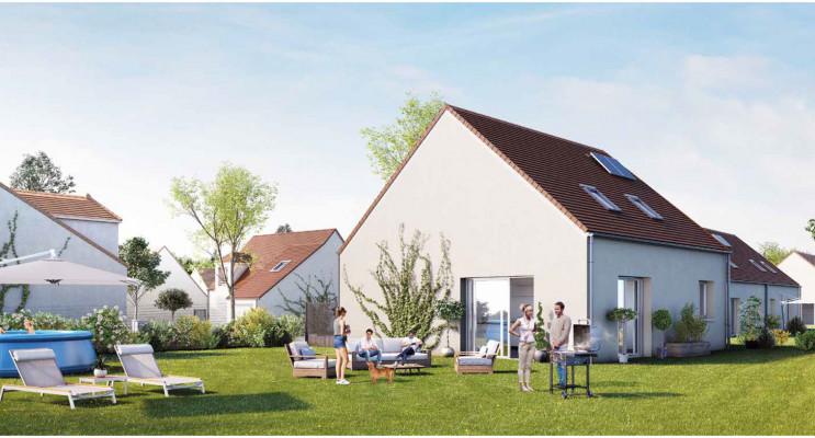 Mareil-sur-Mauldre programme immobilier neuf « La Clairière »