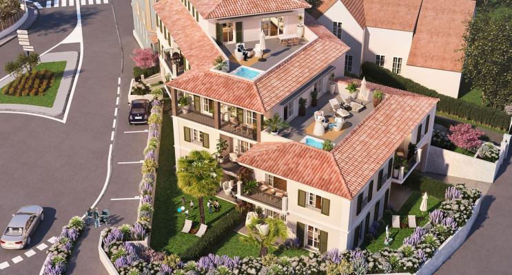 Sainte-Maxime programme immobilier neuf « Villa Massimo