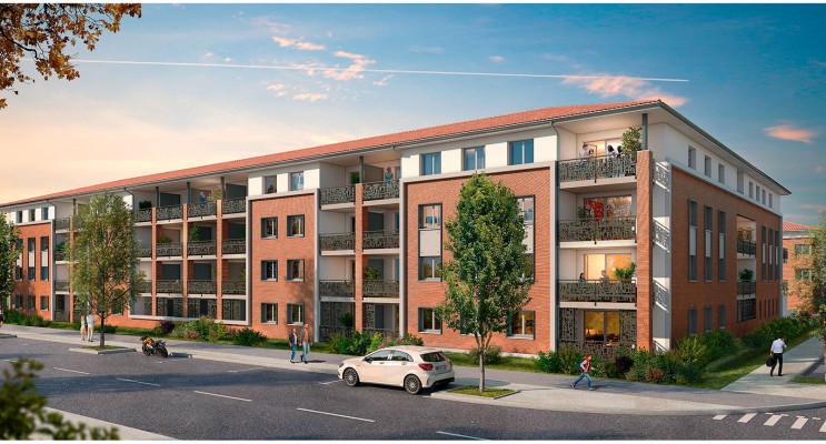 Plaisance-du-Touch programme immobilier neuf « Sylvia 2 » en Loi Pinel