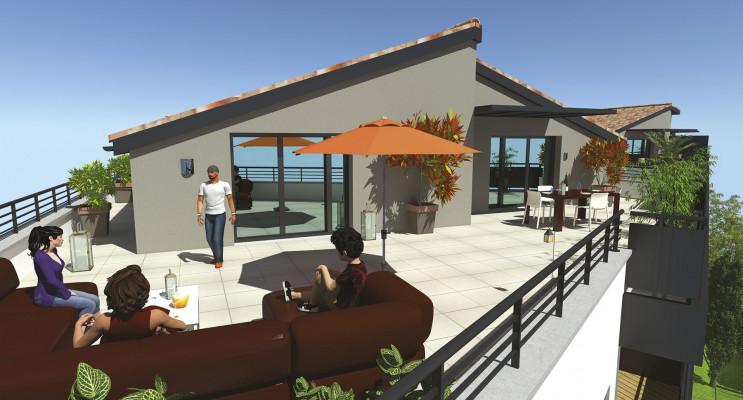Cugnaux programme immobilier neuf « Les 4 As » en Loi Pinel