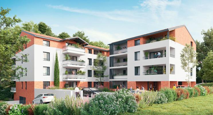 L'Union programme immobilier neuf « Le Central » en Loi Pinel