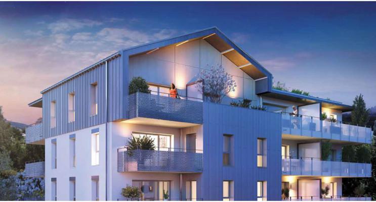 Bons-en-Chablais programme immobilier neuf « Imagine 2 » en Loi Pinel