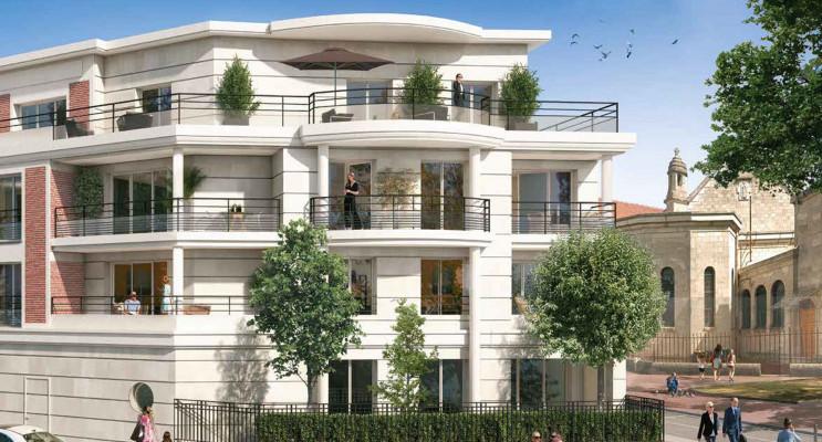 Saint-Maur-des-Fossés programme immobilier neuf « Square Kennedy
