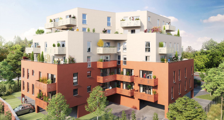 Valenciennes programme immobilier neuf « Allure VALENCIENNES