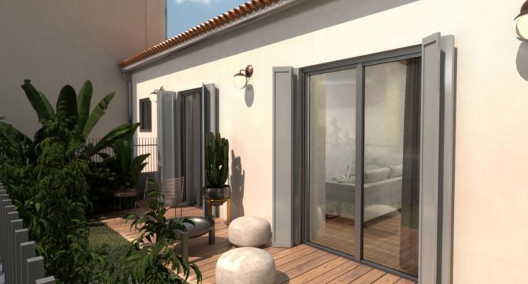 Toulouse programme immobilier à rénover « 13 Rue du Sergent Nicoleau » en Loi Pinel ancien