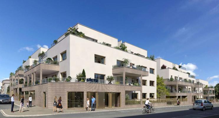 Caluire-et-Cuire programme immobilier neuf « Hora » en Loi Pinel