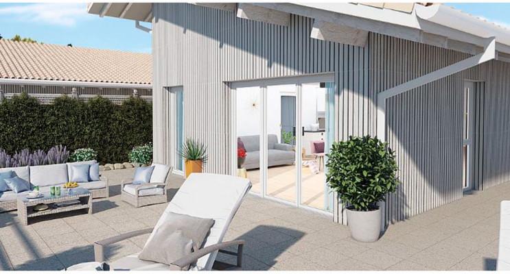 Capbreton programme immobilier neuf « Origin'Air » en Loi Pinel