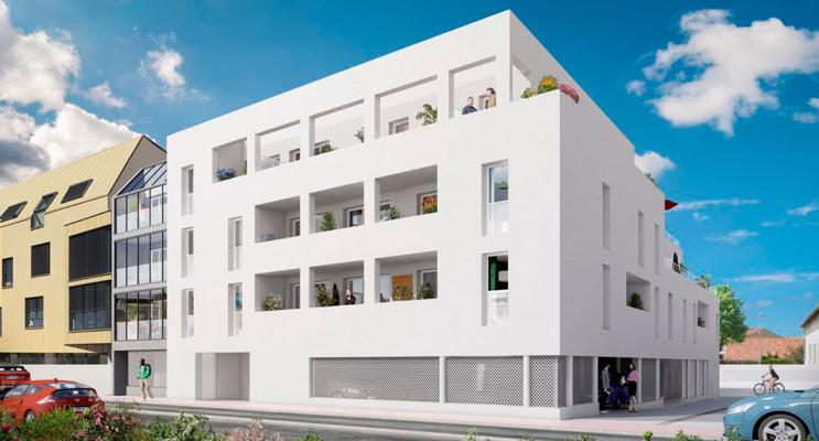 La Rochelle programme immobilier neuf « Le 135 Sautel