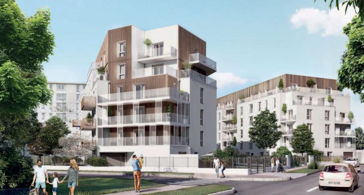 Guyancourt programme immobilier neuf « L'Orchestre » en Loi Pinel