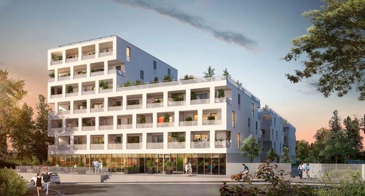 Lormont programme immobilier neuf « Latitude