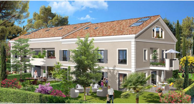 Saint-Raphaël programme immobilier neuf « La Bastide Jessica » en Loi Pinel