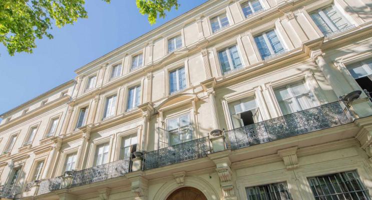 Nîmes programme immobilier à rénover « La Demeure du Bâtonnier » en Déficit Foncier