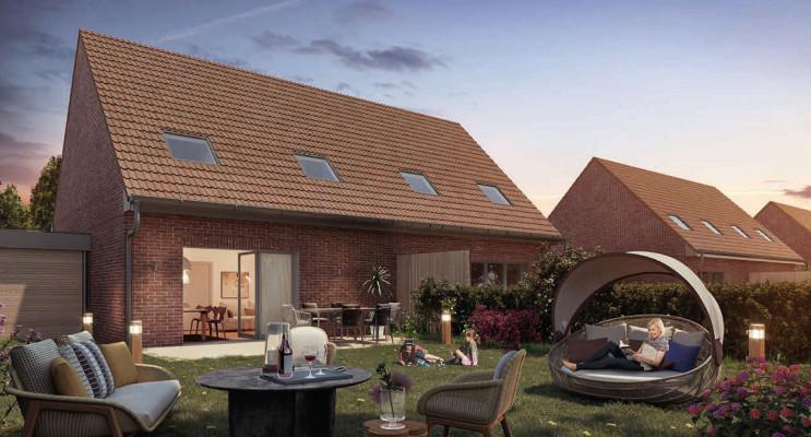 Ribécourt-Dreslincourt programme immobilier neuf « Le Village Saint Eloi »