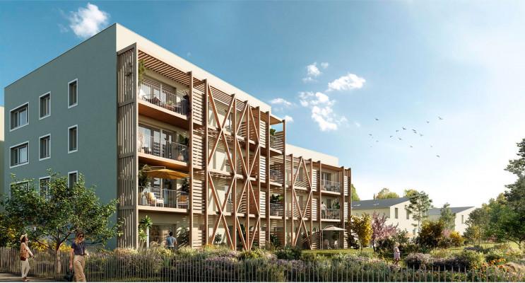 Bouguenais programme immobilier neuf «  n°217879 » en Loi Pinel