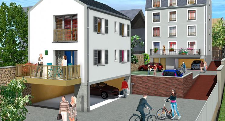Hardricourt programme immobilier neuf « Central Avenue » en Loi Pinel