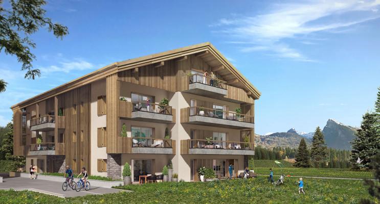 Samoëns programme immobilier neuf « Le 7 »