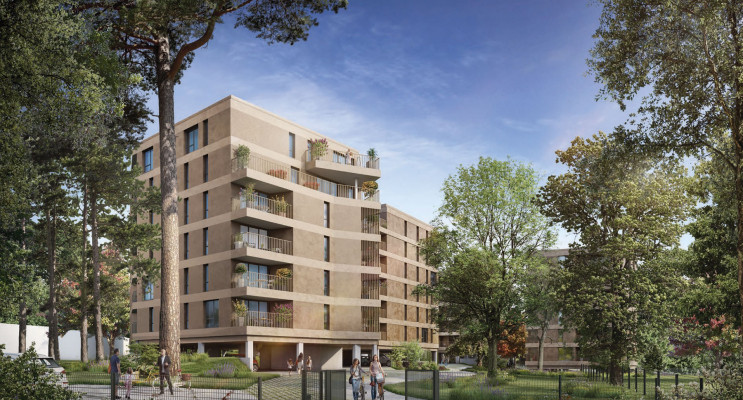 Nantes programme immobilier neuf «  n°217934 » en Loi Pinel