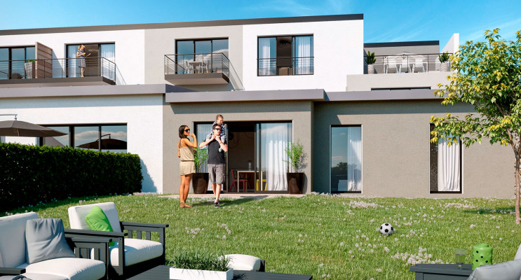 Brest programme immobilier neuf « Escale » en Loi Pinel