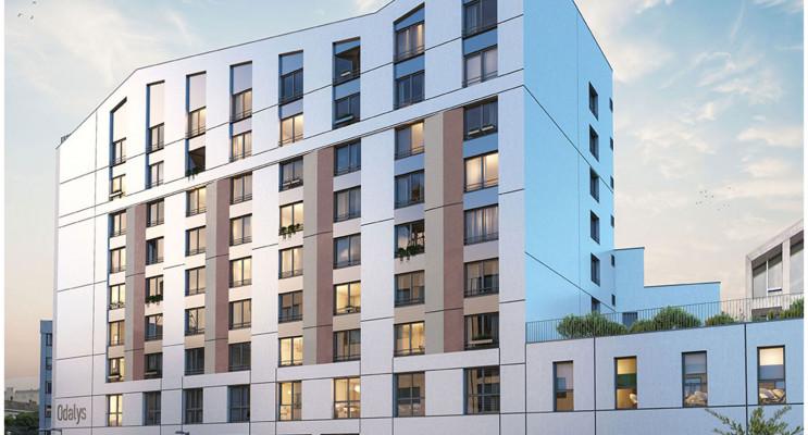 Angers programme immobilier neuf « RTA Skyline »