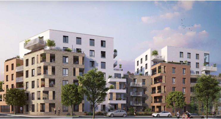 Montigny-lès-Cormeilles programme immobilier neuf «  n°217980 » en Loi Pinel