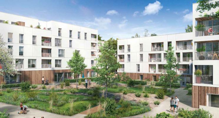 Saint-Jacques-de-la-Lande programme immobilier neuf « Cocoon » en Loi Pinel
